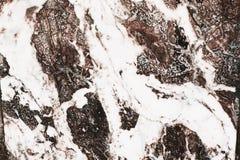 Abstrakcjonistyczny ceramika zmrok - szarość i biel fotografia stock