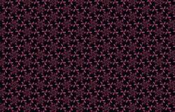 Abstrakcjonistyczny ciemny geometryczny wzór graniastosłupy Geometrii siatki tekstura Graniastosłupa kwiat oblicza tło Czarny brą Obraz Stock