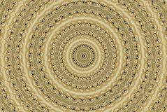 abstrakcjonistyczny circlular ilustracji