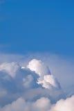 abstrakcjonistyczny cloudscape Zdjęcia Royalty Free