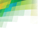 Abstrakcjonistyczny colourful tło, wektor royalty ilustracja