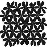 Abstrakcjonistyczny Cudacki kwiatu tło Zdjęcie Stock
