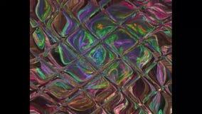 Abstrakcjonistyczny cyfrowy fractal, fantazja projekta wyobraźni dekoracyjny ornament ilustracji