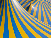 abstrakcjonistyczny cyrka dachu namiot Fotografia Royalty Free