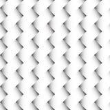 Abstrakcjonistyczny czarny & biały geometryczny tło ilustracja wektor