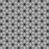abstrakcjonistyczny czarny biel Zdjęcia Royalty Free