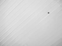 Abstrakcjonistyczny czarny i biały lampasa tło Zdjęcia Stock