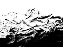 Abstrakcjonistyczny czarny i bia?y textured t?o obrazy stock
