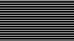 Abstrakcjonistyczny czarny tło z biały horyzontalnych linii poruszający up ilustracja wektor