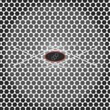 Abstrakcjonistyczny czarny tło. Zdjęcia Stock