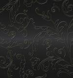 abstrakcjonistyczny czerń Fotografia Royalty Free