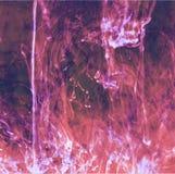 Abstrakcjonistyczny czerwonawy tło obraz royalty free