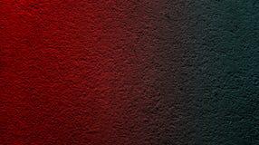 Abstrakcjonistyczny czerwony ciemnozielony kolor z ?ciennym szorstkim suchym tekstury t?em fotografia royalty free