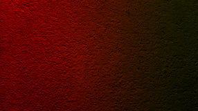 Abstrakcjonistyczny czerwony czarny kolor z ?ciennym szorstkim suchym tekstury t?em obrazy royalty free