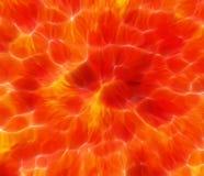Abstrakcjonistyczny czerwony pomarańczowy tło zdjęcie royalty free