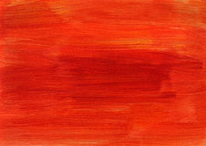 Abstrakcjonistyczny Czerwony Pomarańczowy tło obraz Fotografia Stock