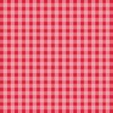 Abstrakcjonistyczny czerwony tło biel paskuje teksturę Fotografia Stock