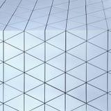 Abstrakcjonistyczny 3D ilustracyjny architektoniczny wzór Obrazy Stock