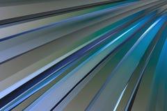 Abstrakcjonistyczny 3d tło Zdjęcie Stock