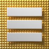 Abstrakcjonistyczny 3D tło. Obraz Stock