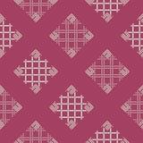 Abstrakcjonistyczny dekoracyjny batikowy bezszwowy wzór Fotografia Royalty Free