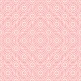 Abstrakcjonistyczny dekoracyjny batikowy bezszwowy wzór Obraz Stock