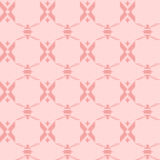 Abstrakcjonistyczny dekoracyjny batikowy bezszwowy wzór Zdjęcie Royalty Free