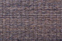 Abstrakcjonistyczny dekoracyjny drewniany textured koszykowy tkactwo Koszykowy tekstury tło Zdjęcie Stock