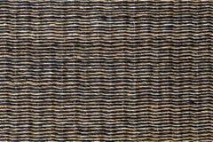 Abstrakcjonistyczny dekoracyjny drewniany textured koszykowy tkactwo Koszykowy tekstury tło Zdjęcia Royalty Free