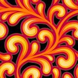 abstrakcjonistyczny deseniowy bezszwowy Obraz Royalty Free