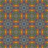 abstrakcjonistyczny deseniowy bezszwowy Zdjęcie Stock
