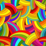 abstrakcjonistyczny deseniowy bezszwowy wektor kolorowe tło ilustracji