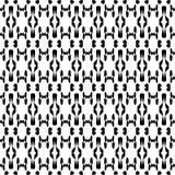 abstrakcjonistyczny deseniowy bezszwowy wektor tło abstrakcjonistyczna tapeta obrazy stock
