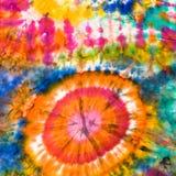 abstrakcjonistyczny deseniowy jedwab Obraz Royalty Free