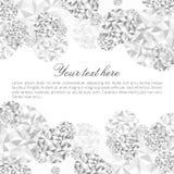 Abstrakcjonistyczny diamentowy tło - projekt Fotografia Royalty Free