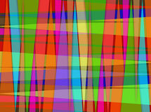 Abstrakcjonistyczny Digital Pokrywa się Deseniowy Pionowo Horyzontalnego zdjęcia royalty free