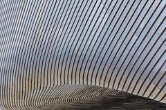 Abstrakcjonistyczny Drewniany panelu tło, tekstura/ Fotografia Royalty Free