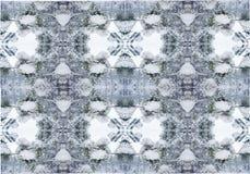 Abstrakcjonistyczny druk, tło, fractal 225 Zdjęcie Stock