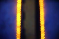 Abstrakcjonistyczny drzwiowy koloru tło Zdjęcia Royalty Free