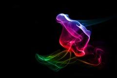abstrakcjonistyczny dym Obraz Royalty Free