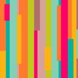 Abstrakcjonistyczny eamless wzór Zdjęcia Stock