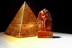 abstrakcjonistyczny Egypt Zdjęcia Royalty Free