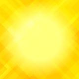 Abstrakcjonistyczny Elegancki Żółty tło royalty ilustracja