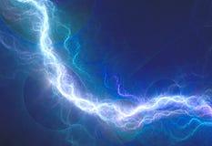 Abstrakcjonistyczny elektryczny tło Zdjęcie Royalty Free