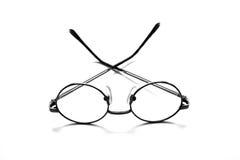 Abstrakcjonistyczny Eyeglass tła projekt fotografia royalty free