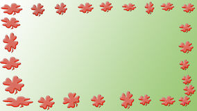 Abstrakcjonistyczny flowertexture tło Fotografia Stock