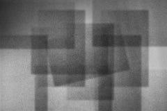Abstrakcjonistyczny fotokopii tło, usterka Zdjęcia Stock