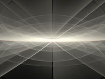 abstrakcjonistyczny fractal Obrazy Stock
