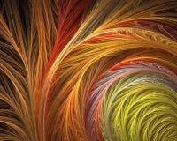 abstrakcjonistyczny fractal Zdjęcie Stock