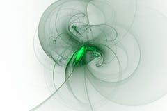 Abstrakcjonistyczny fractal ilustrujący tło odpłacający się tapetowym Fotografia Stock